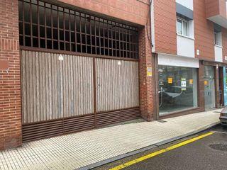 Garaje en venta en El Llano en Gijón