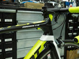 Bicicleta de carretera Giant TCR Advanced