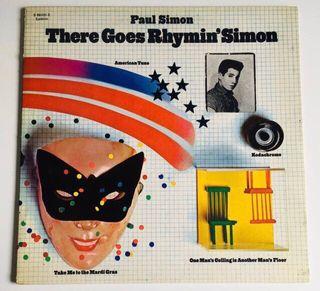 PAUL SIMON (Simon & Garfunkel) Disco Vinilo LP
