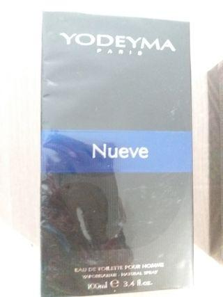 perfume yodeyma Nueve