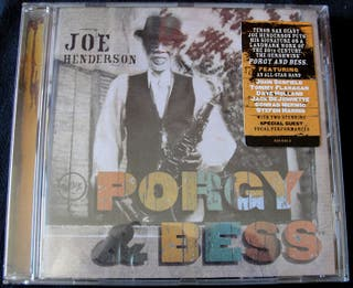 JOE HENDERSON - PORGY & BESS - CD - JAZZ -