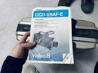 Cámara Vídeo Sony AF 8