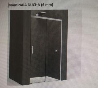 Mampara baño a ESTRENAR
