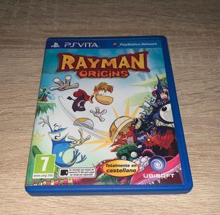 Rayman Origins PS Vita