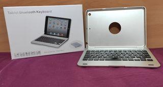 Carcasa con teclado iPad Mini 1, 2 y 3
