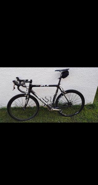 Bicicleta carretera Merida talla L