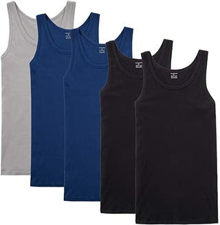 YOUCHAN Camiseta de Tirantes para Hombre Pack