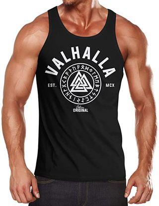 Neverless Valhalla Camiseta de tirantes para