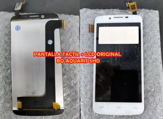 Pantalla TACTIL + LCD Original BQ AQUARIS 5HD