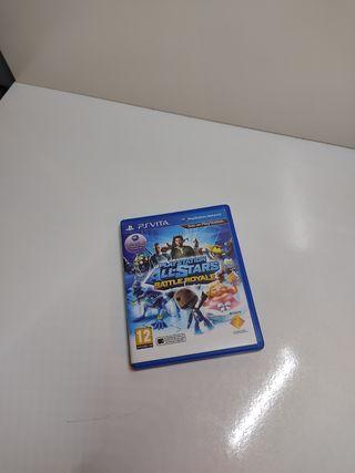 Playstation All Star PS Vita
