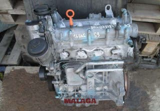 FREUX3089 Motor Ep6cdt Bmw Serie 1 1.6