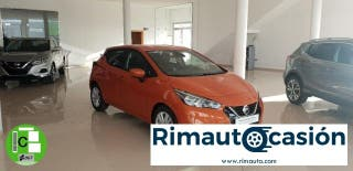 NISSAN Micra IG-T 74 kW (100 CV) S&S Xtronic N-Connecta
