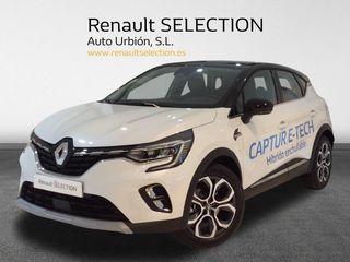 RENAULT RENAULT CAPTUR Nuevo CAPTUR Zen E-TECH Híbrido enchufable 117 kW (160CV)