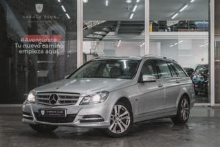 Mercedes-Benz Clase C C 220 CDI Blue Effic. Avantgarde Estate