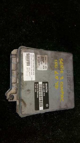 0281001711 centralita motor bmw serie 3 1177320