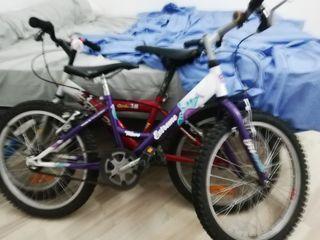 2 bicicletas en buen estado