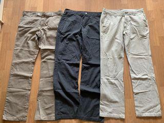 Pantalones Adolfo Dominguez T46