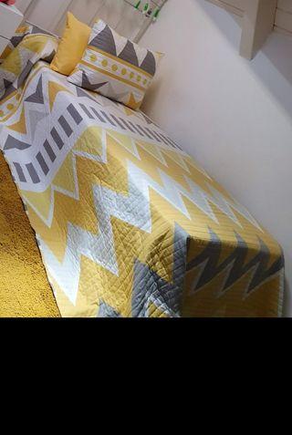 ¡SÓLO HOY MIÉRCOLES! Preciosa colcha cama 90cm