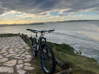 Bicicleta mtb Rose mtb 27,5