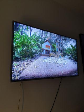 Tv LG 4K HDR 47'' sonido efecto envolvente