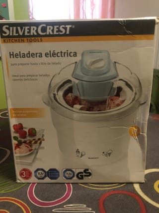 Heladera silverCrest