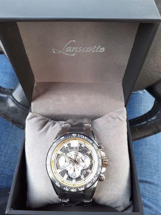 reloj lanscost nuevo sin usar