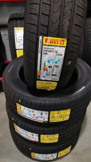 Neumáticos Pirelli 225/55 17 101W Cinturato P7(MO)