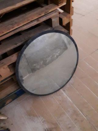 espejo para comercial