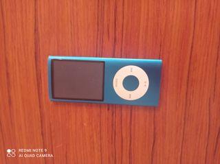 iPod Nano, no tiene uso casi