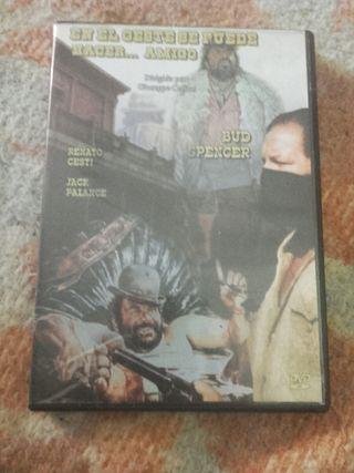 Película dvd En el oeste se puede hacer...amigo