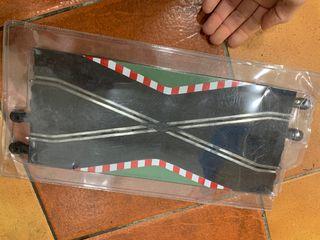 SCALEXTRIC CAMBIO DE Pista 2 unidades