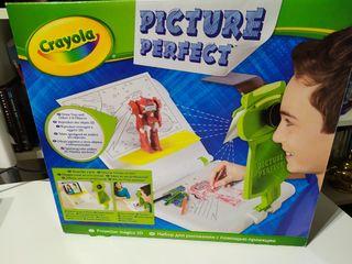 Proyector mágico 3D de Crayola