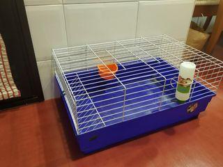 jaula para conejo o otro animal