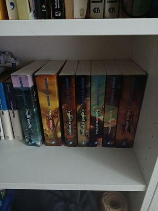 Libros juego de tronos.