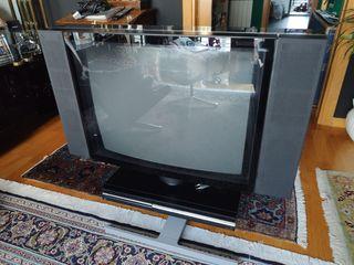"TV BANG OLUFSEN 28"" LX 5500 + VIDEO VX 5000"