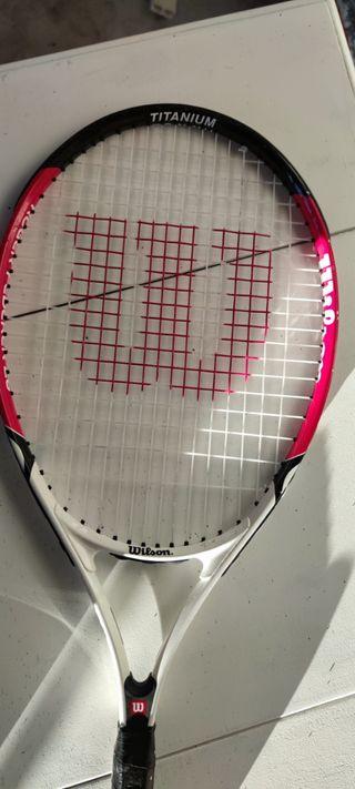 Raquetas Wilson Roger Federer