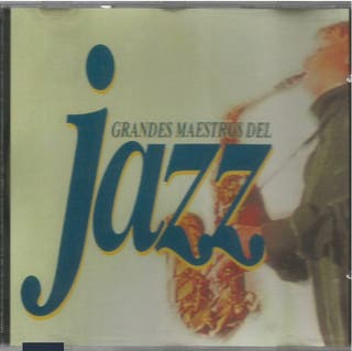 GRANDES MAESTROS DEL JAZZ. VOL.1 (CD)