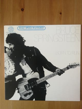 Bruce Springsteen. Born to Run