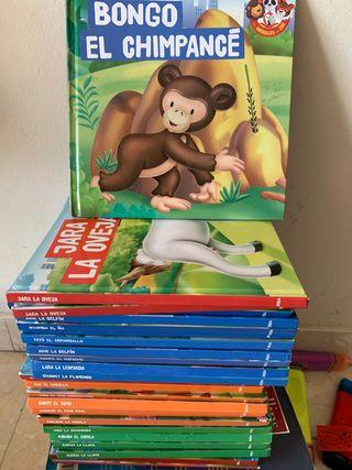 32 libros infantiles sobre animales