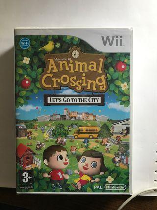 Juegos Wii Mario y animal