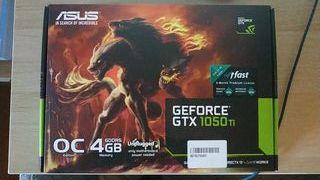 GTX 1050Ti 4GB GDDR5 Tarjeta grafica Nvidia