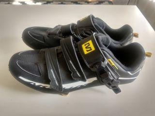 Zapatillas Mavic de ciclismo carretera