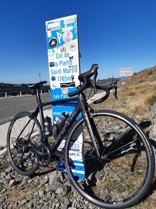 Bicicleta carretera Focus Izalco