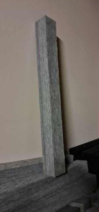 Paneles acusticos fibra