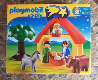 Belen Playmobil 6786. Coleccionistas.