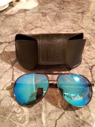 Gafas de sol nuevas Police con cristales azules cl