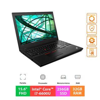 Lenovo ThinkPad T560 - Core i7 - 32GB - 256GB SSD