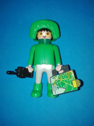 numero 225 playmobil antiguo expedición polar