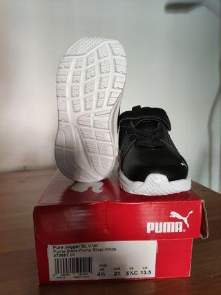 Zapatillas Puma, Nuevas