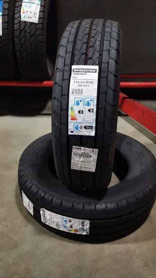 Neumáticos Bridgestone 215/65 16 109/107T